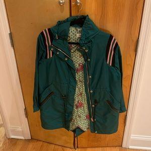 COACH women's raincoat small